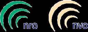 Logo NRO NVO duo